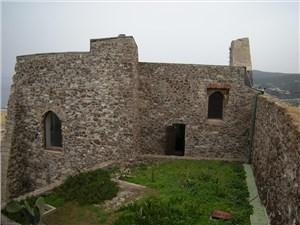 Uno scorcio del Castello (foto: SassariNotizie.com)